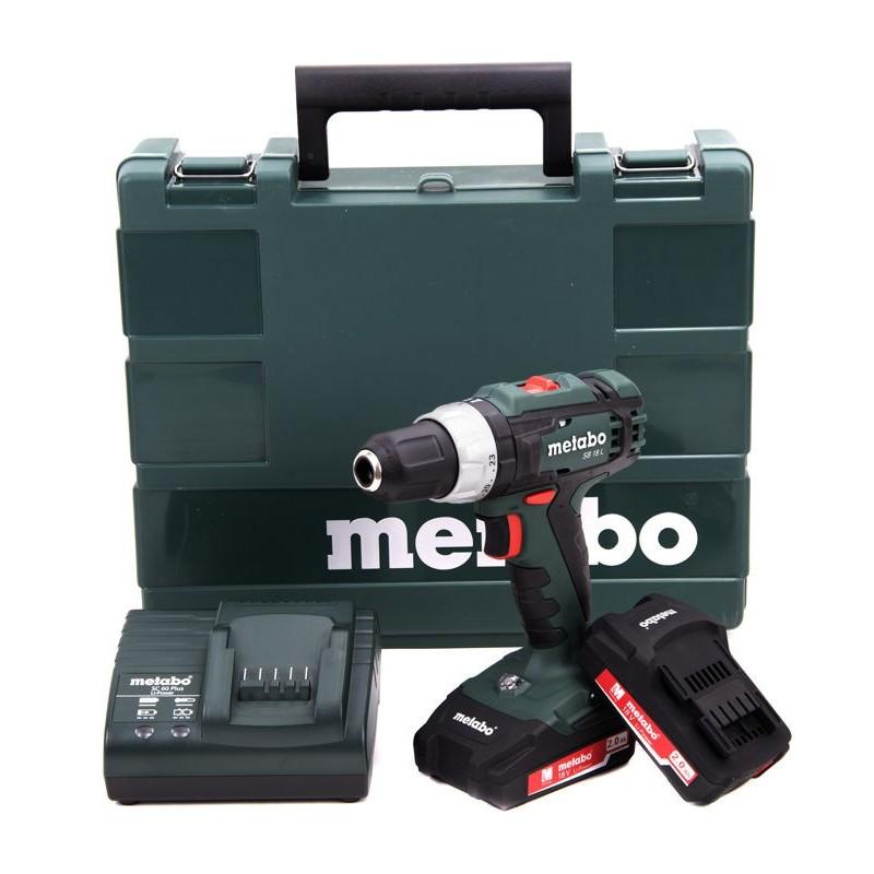 Akumulatorowa wiertarka udarowa SB 18 L (602317500)
