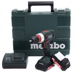 Wiertarko-wkrętarka METABO BS 18 L Quick w walizce