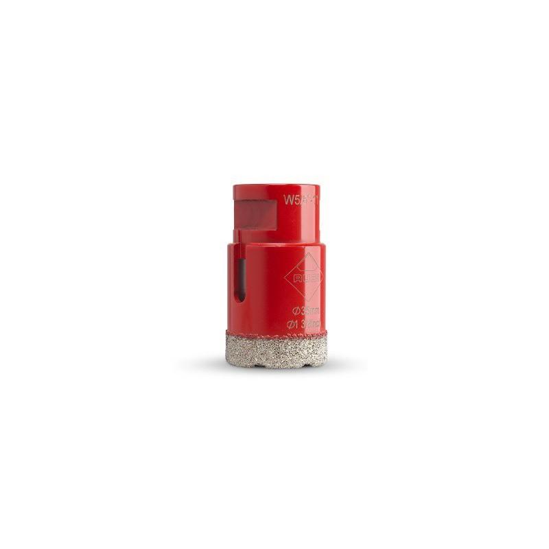 Wiertło diamentowe  RUBI 04912, Ø 35 mm do wiercenia na sucho