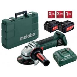 szlifierka akumulatorowa Metabo W 18 LTX 602174650