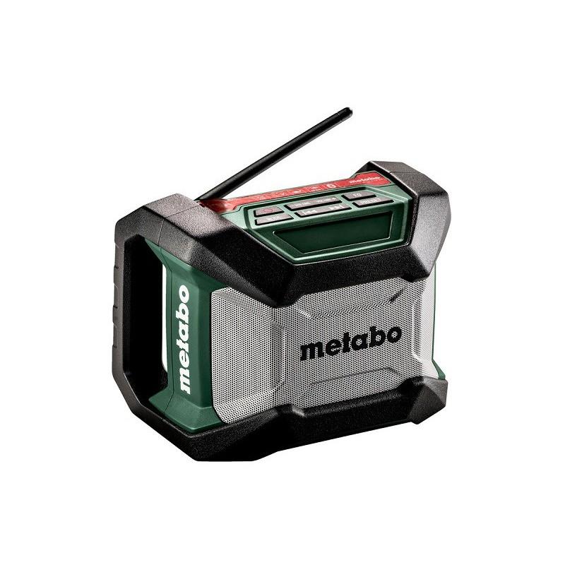 Akumulatorowe radio budowlane METABO R 12-18 BT, bez ładowarki i akumulatorów