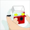 Wiertło RUBI EASY GRES 10 mm - zestaw