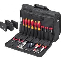Zestaw narzędzi dla techników serwisowych w torbie WIHA 37137