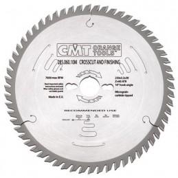 Piła tarczowa do drewna CMT 292.160.56H, 260mm x 30mm, Z - 60