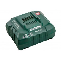 Ładowarka ASC 30-36 V METABO 14,4 - 36 V  AIR COOLED  Nowy Model