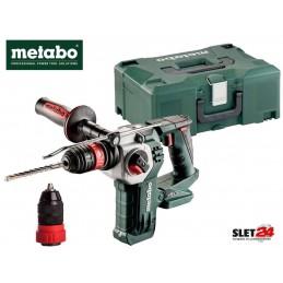 Młotowiertarka akumulatorowa METABO KHA 18 LTX BL 24 Quick w walizce