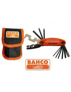 """Zestaw narzędzi do roweru (multitool) BAHCO 1/4"""" 850901"""
