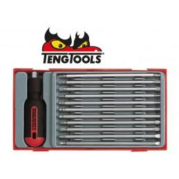 Zestaw wkrętaków TENG TOOLS TTMD12D 12 elementów