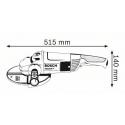 Szlifierka kątowa BOSCH GWS 22-230 JH, 2200W, 230mm