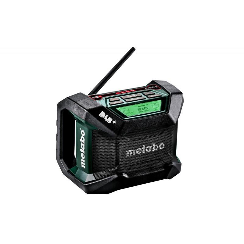 Akumulatorowe radio na budowę METABO R 12-18 DAB+ BT (600778850)