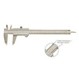 Suwmiarka noniuszowa ze śrubą ustalającą MIB MESSZEUGE 150/40 mm