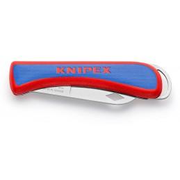 Nóż składany dla elekryków...