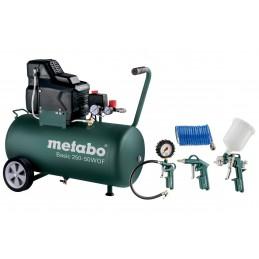 Metabo Basic 250-50 W OF Set Sprężarka Basic