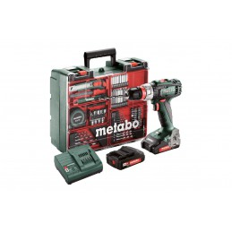 Metabo BS 18 L Quick Set...