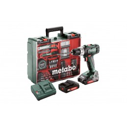 Metabo BS 18 L Set...