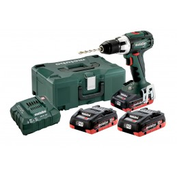Metabo BS 18 LT Set...
