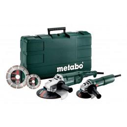 Metabo Combo Set WEP 2200-230 + W 750-125 Urządzenia sieciowe w zestawach