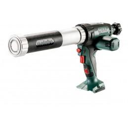 Metabo KPA 18 LTX 400 Akumulatorowy pistolet do nakładania klejów i past
