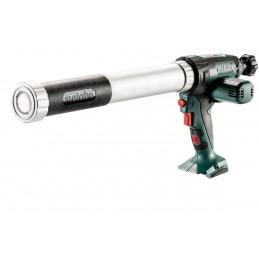 Metabo KPA 18 LTX 600 Akumulatorowy pistolet do nakładania klejów i past