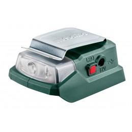 Metabo PowerMaxx PA 12 LED-USB Zasilacze do akumulatorów