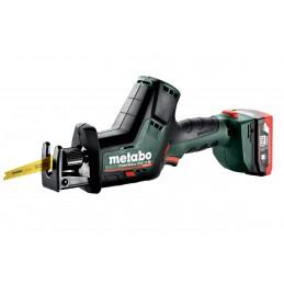 Metabo PowerMaxx SSE 12 BL Akumulatorowa piła szablasta
