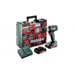 Metabo SB 18 L Set Akumulatorowa wiertarka udarowa