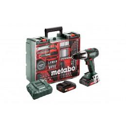Metabo SB 18 LT Set Akumulatorowa wiertarka udarowa