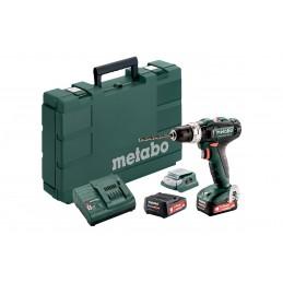 Metabo Set PowerMaxx SB 12 Akumulatorowa wiertarka udarowa