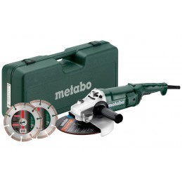 Metabo Set WE 2200-230 Szlifierki kątowe