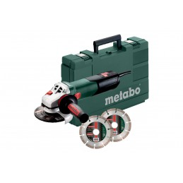 Metabo W 13-125 Quick Set...