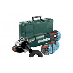 Metabo W 750-125 Set...