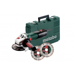 Metabo W 9-125 Quick Set Szlifierki kątowe