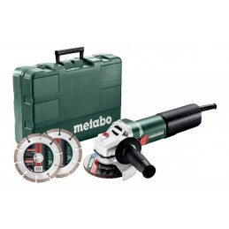 Metabo WEQ 1400-125 Set...