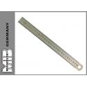 Przymiar liniowy półsztywny MIB MESSZEUGE 500 mm