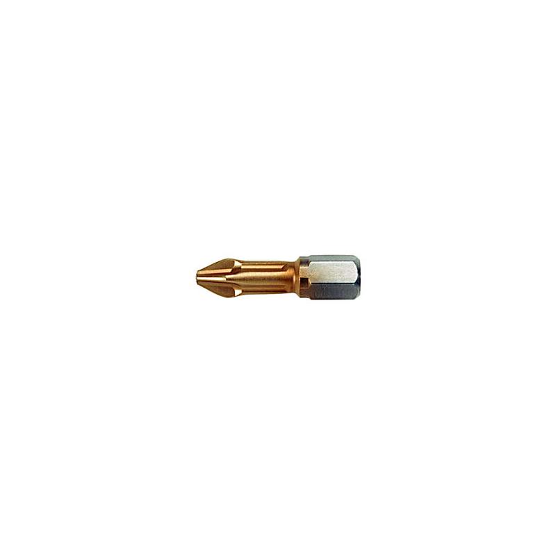 Bit krzyżakowy PH3 z powłoką azotową PROMAT