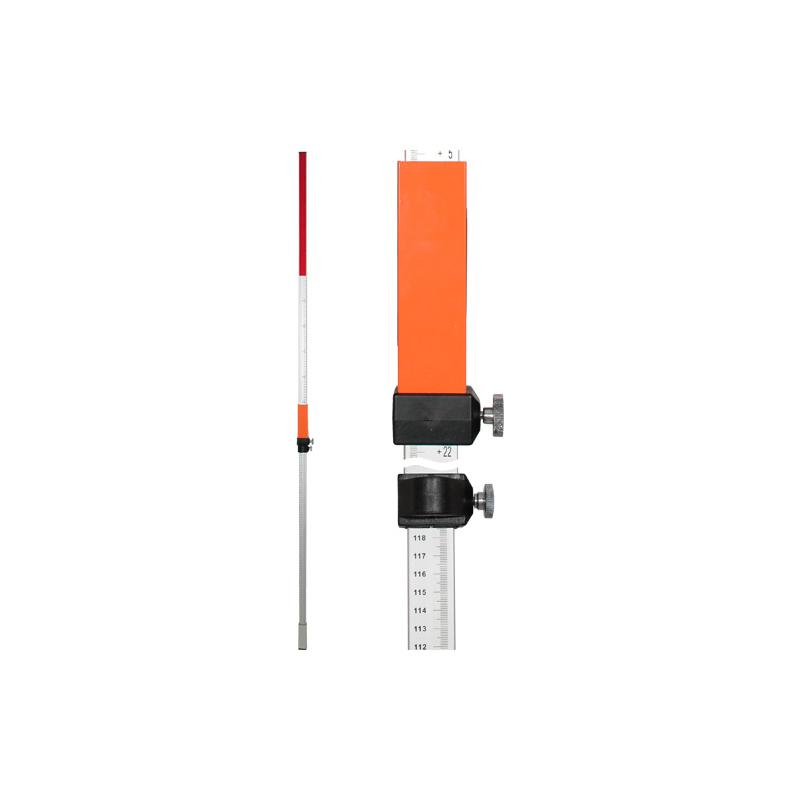 Łata teleskopowa GEO FENNEL TN20 do niwelatorów laserowych