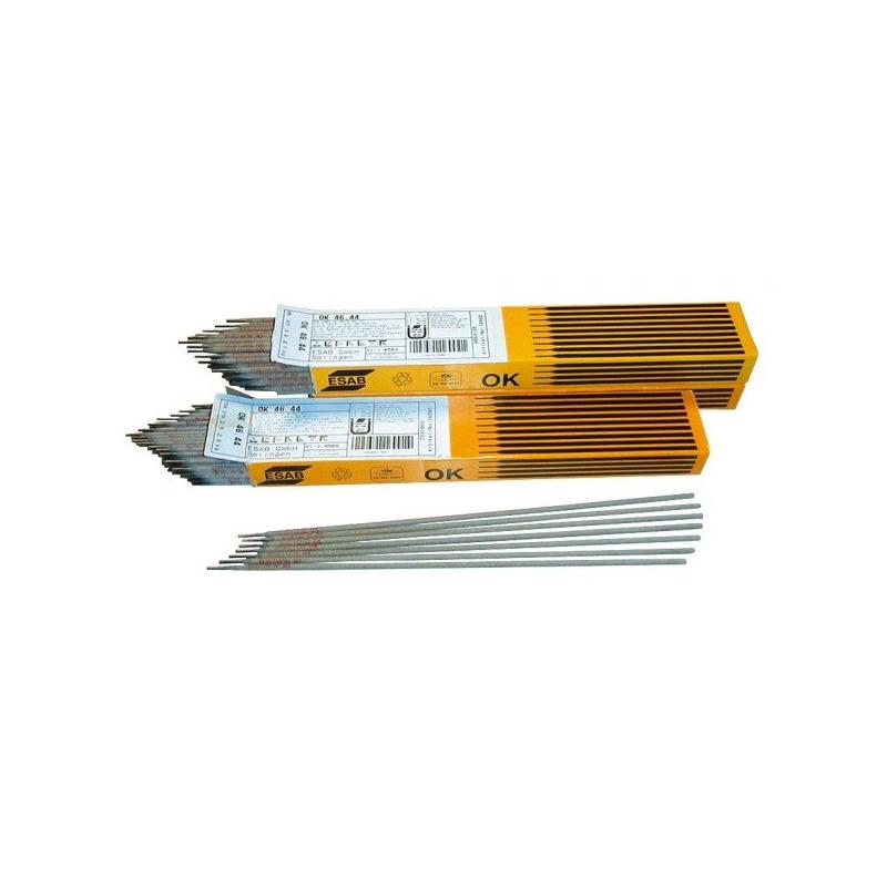 Elektrody spawalnicze ESAB ER 146 5.0x450mm,  6kg  (zamiennik OK.46)