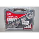 Zestaw otwornic dla hydraulików MAKITA D-30689 + 3 wiertła prowadzące