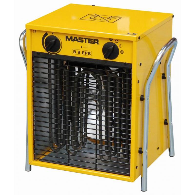 Nagrzewnica elektryczna MASTER B9 EPB, 9kW