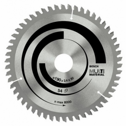 Piła tarczowa BOSCH Multi Material 235x2.4x30/25 Z64