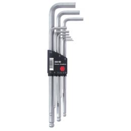 Zestaw kluczy imbusowych WIHA 1,5-10 MM