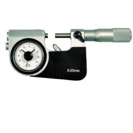 Mikrometr zegarowy MIB MESSZEUGE 0-25mm, precyzyjny