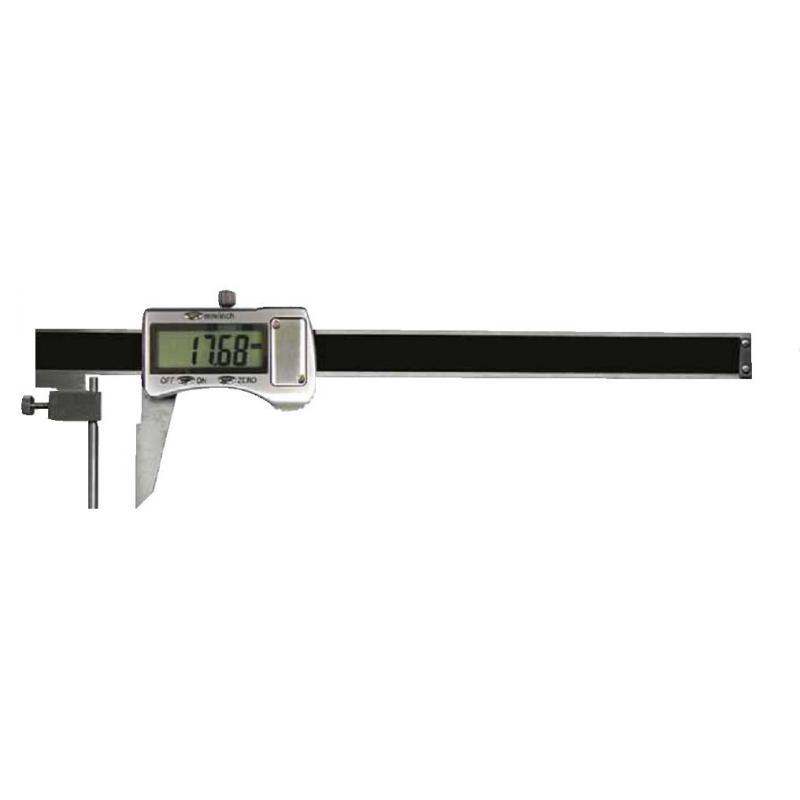 Suwmiarka cyfrowa do pomiarów grubości ścianek 4-150/35MM MIB MESSZEUGE