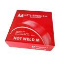 Drut spawalniczy METALURGIA SG2 (G3Si1) 0,8mm, 15kg