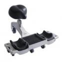 Siodełko ergonomiczne RUBI SR1