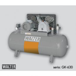 Kompresor tłokowy WALTER GK 630-4.0/270
