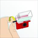 Wiertło RUBI EASY GRES 8 mm - zestaw