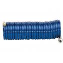 Wąż pvc spiralny z szybkozłączką i króćcem METABO 0901054940