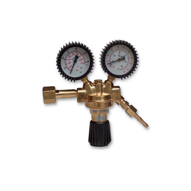 Reduktor butlowy CO2/ARG