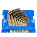 Zestaw 11 kluczy imbusowych 1,5-12mm ALARM WERKZEUGE